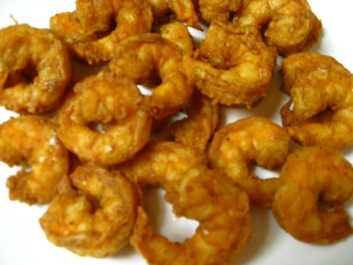 Pan Fried Colossal Shrimp | AmerAsian Home Cooking