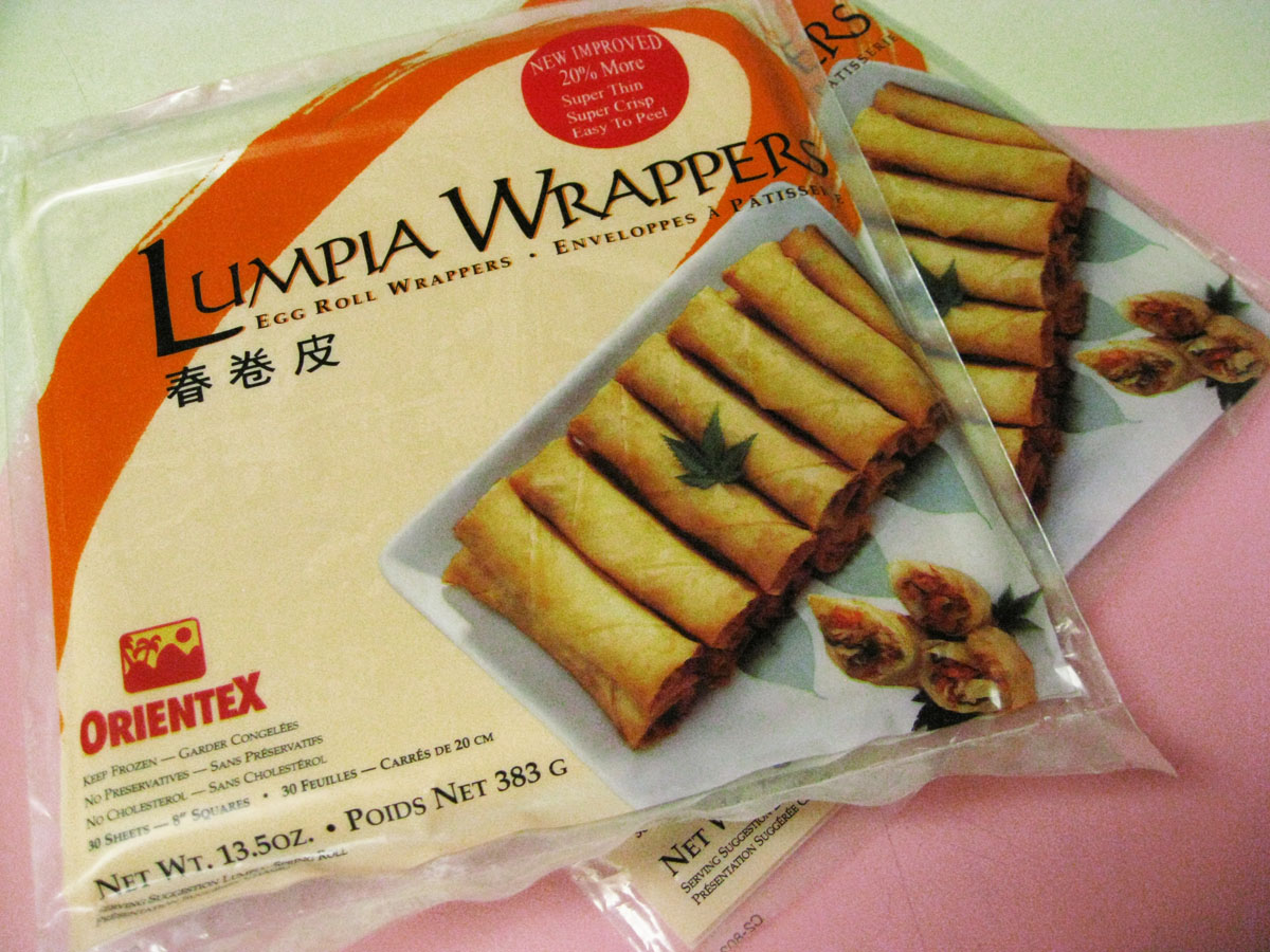 Lumpia wrapper