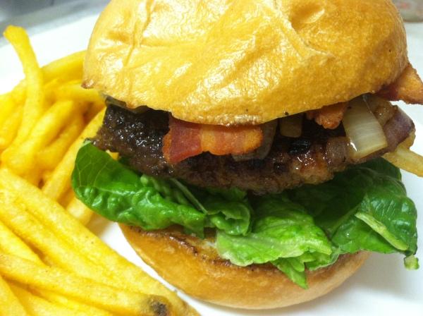Gourmet Burgers at Home