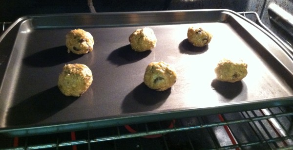 bake in preheated oven